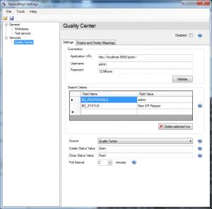 Test Management Integration Utility