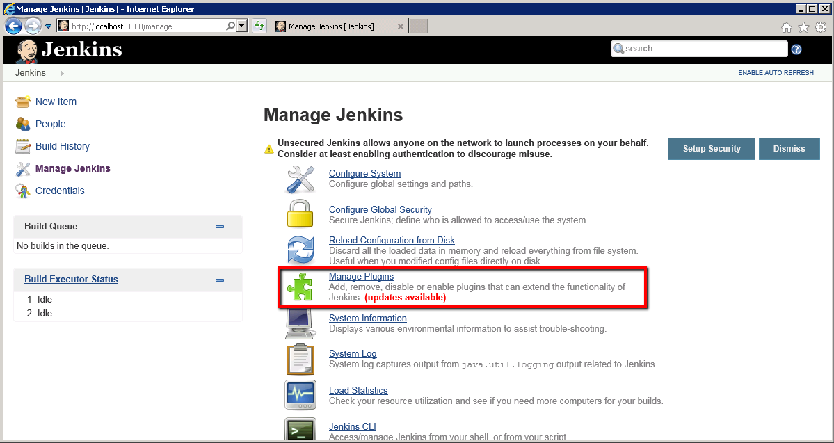 Module 2 - An Introduction to Jenkins for Testers - Test