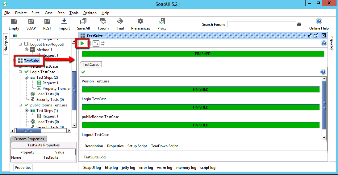 Module 4 - Executing Our REST API Tests - Test Management
