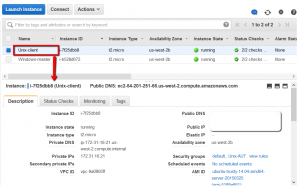 AWS EC2 Running Instances 2