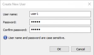 Visual SVN Server Create User