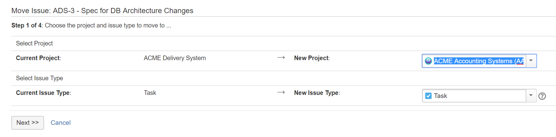 jira-projects